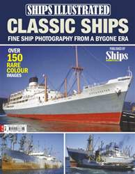 Classic Ships issue Classic Ships