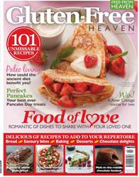Gluten-Free Heaven February/March issue Gluten-Free Heaven February/March