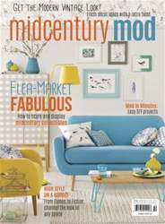 Flea Market Décor Magazine Cover