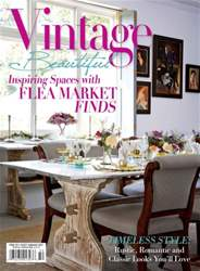 Vintage Beautiful Spring 2015 issue Vintage Beautiful Spring 2015