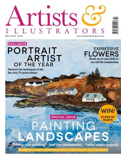 Artists & Illustrators Preview