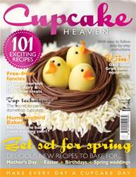 Cupcake Heaven Spring 2015 issue Cupcake Heaven Spring 2015