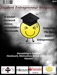 Student Entrepreneur Magazine issue 1