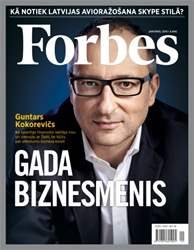 Forbes Janvāris  '15 issue Forbes Janvāris  '15