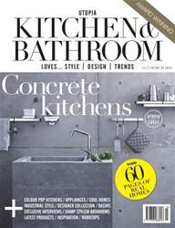 Utopia Kitchen & Bathroom March 2015 issue Utopia Kitchen & Bathroom March 2015