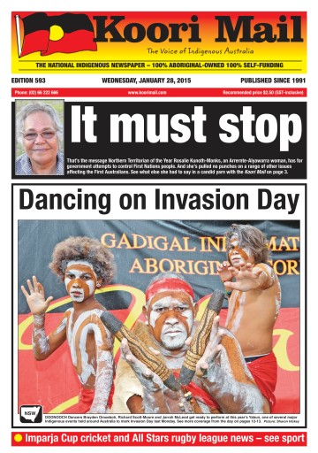Koori Mail Digital Issue