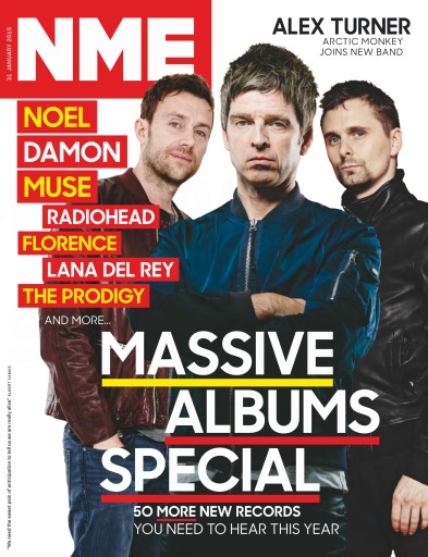 NME Digital Issue