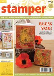 Craft Stamper - August 2011 issue Craft Stamper - August 2011