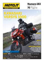 Moto.it Magazine n. 183 issue Moto.it Magazine n. 183