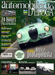 Automobilismo d'Epoca 2 2015 issue Automobilismo d'Epoca 2 2015