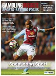 Sports-Betting Focus - February 2015 issue Sports-Betting Focus - February 2015