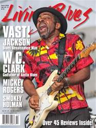 Living Blues #235 issue Living Blues #235