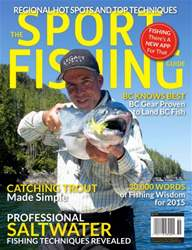 Sport Fishing Guide 2015 issue Sport Fishing Guide 2015