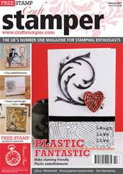 Craft Stamper - February 2011 issue Craft Stamper - February 2011