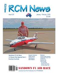 RCM News issue 129 issue RCM News issue 129