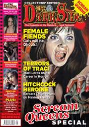 Issue 151: The Scream Queens Special issue Issue 151: The Scream Queens Special