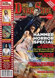 Issue 148: The Hammer Horror Special issue Issue 148: The Hammer Horror Special