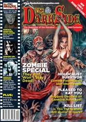 Issue 143: The Zombie Issue issue Issue 143: The Zombie Issue