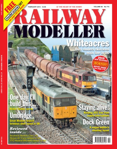Railway Modeller Digital Issue