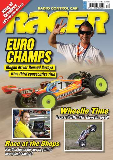 Radio Control Car Racer Digital Issue