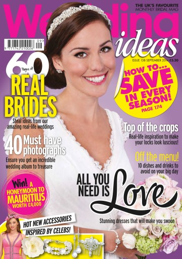Wedding Ideas magazine Preview