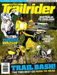 Trailrider Magazine Cover