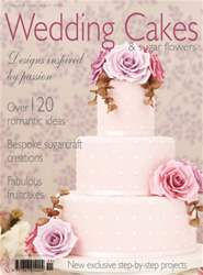 Issue 11 - Wedding Cakes & Sugar Flowers issue Issue 11 - Wedding Cakes & Sugar Flowers
