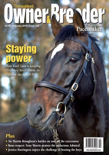 Thoroughbred Owner and Breeder Digital Issue