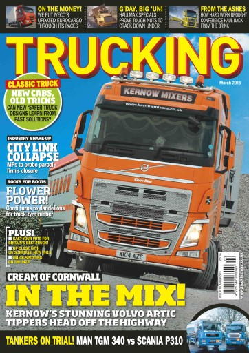 Trucking Magazine Digital Issue