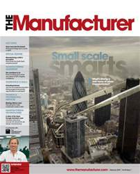 The Manufacturer February 2015 issue The Manufacturer February 2015