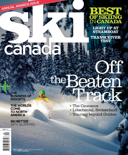 Ski Canada Digital Issue