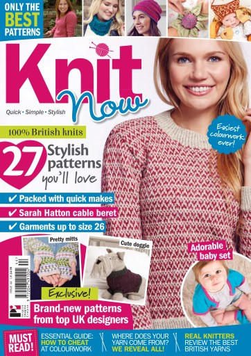 Knit Now Digital Issue