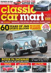 Vol.21 No.4 60 Years Of Jag Sports Saloons issue Vol.21 No.4 60 Years Of Jag Sports Saloons