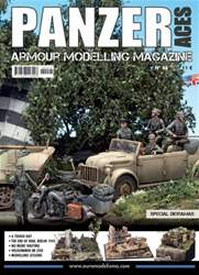 Panzer Aces Magazine Cover