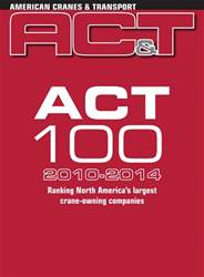 ACT-100 5 Year Toplist 2010-2014  issue ACT-100 5 Year Toplist 2010-2014