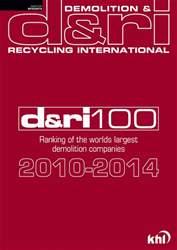Demolition & Recycling International Magazine Cover