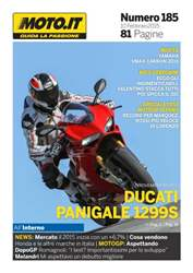 Moto.it Magazine n. 185 issue Moto.it Magazine n. 185