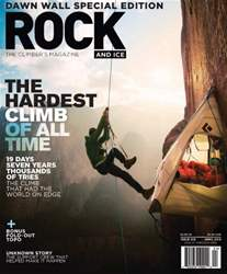 April 2015 - Dawn Wall issue April 2015 - Dawn Wall