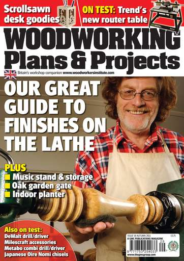 Woodworking Crafts Magazine Digital Issue