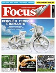 FOCUS Magazine Cover