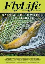 FlyLife Magazine Cover