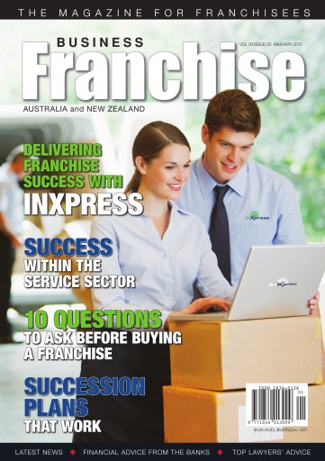 Business Franchise Australia&NZ Preview