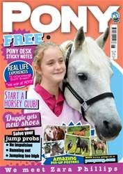 PONY Magazine – Spring 2015 issue PONY Magazine – Spring 2015