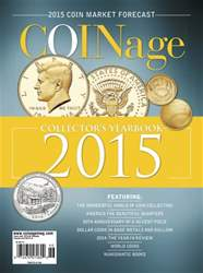Coinage yearbook 2015 issue Coinage yearbook 2015
