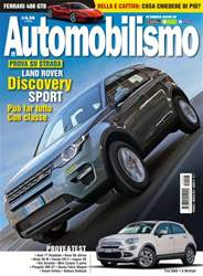 Automobilismo 3 2015 issue Automobilismo 3 2015