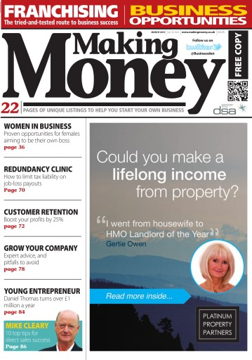 Making Money Preview