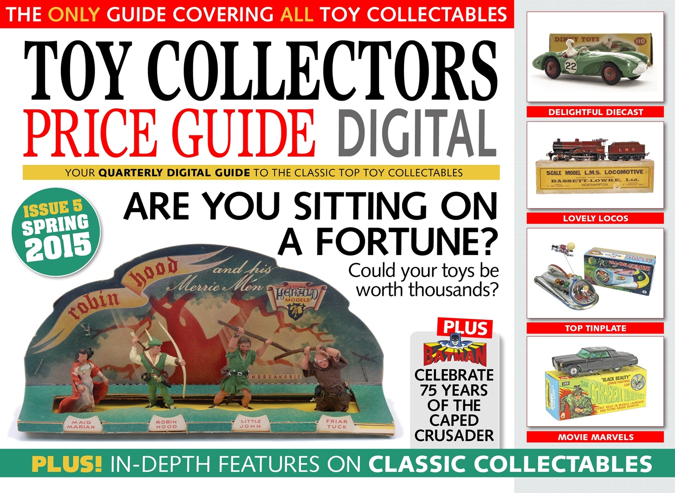 Toy Collectors Price Guide Preview