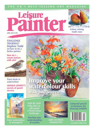 Leisure painter magazine apr 15 subscriptions pocketmags title cover preview leisure painter preview solutioingenieria Gallery