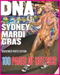 DNA Magazine Magazine Cover