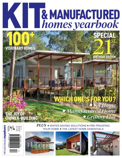 Kit Homes Yearbook Preview